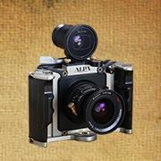 相机博物馆收藏老相机,ALPA12WA,ALPA(阿尔帕),瑞士