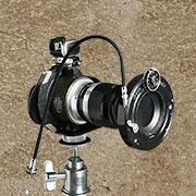 相机博物馆收藏老相机,Plate 玻璃版相机,LEICA(徕卡),德国